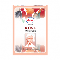Ayur Herbals Rose Face Pack