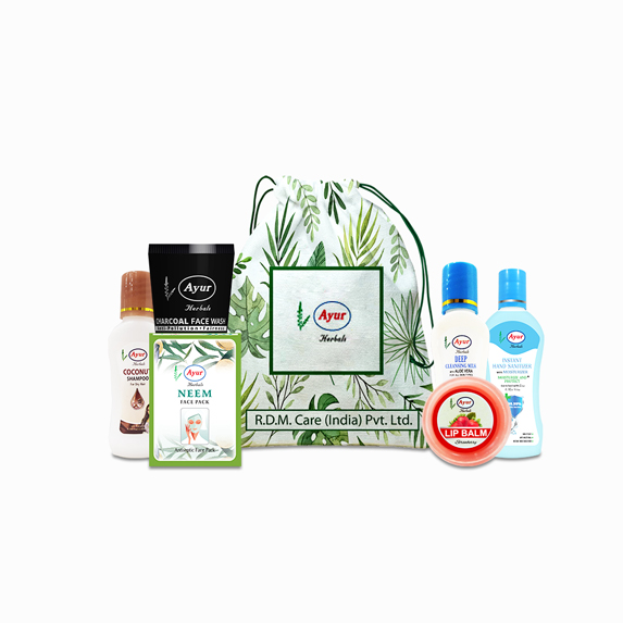 Ayur Herbals Anti-Bacterial Pouch