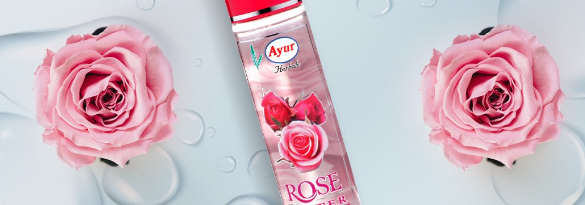 Five Easy DIY Ideas With Rose Water That Everyone Must Try